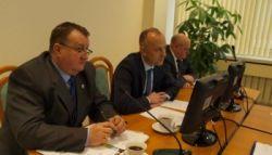 Konferencja wojewody lubuskiego
