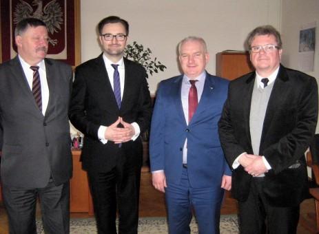 Spotkanie w Ministerstwie 9.03.2016r.