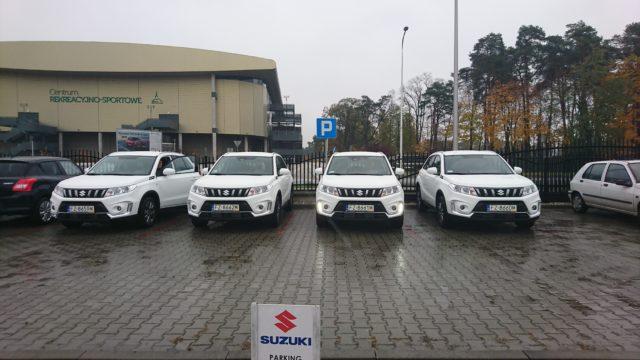Fot. Samochody zakupione z dotacji WFOŚiGW